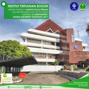 UI GREENMETRIC 2017 ipb
